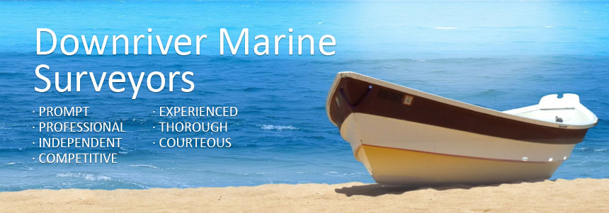 Accredited Marine Surveyor - Insured, Indpendent, experienced, thorough